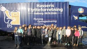 Nyheder fra Hasseris Flytteforretning